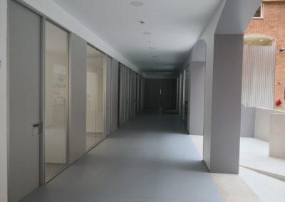Reforma colegio en Valladolid
